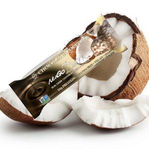 חטיף בריאות טבעוני NuGo Dark – בטעם קוקוס (מארז של 12 יח')